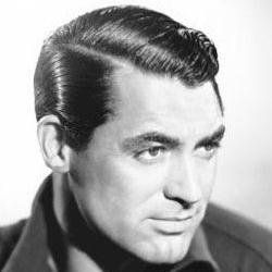 Du coup, j'ai vu aussi son visage classe et pas commode dans le journal, qui m'a fait penser à l'archétype de l'élégance correcte - tellement normale qu'elle en devient menaçante: Cary Grant.