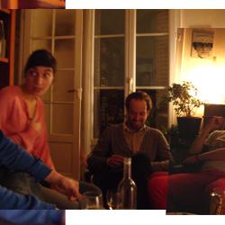 Une soirée galette / pré-MAJ / post-Berlin et post-Chili.